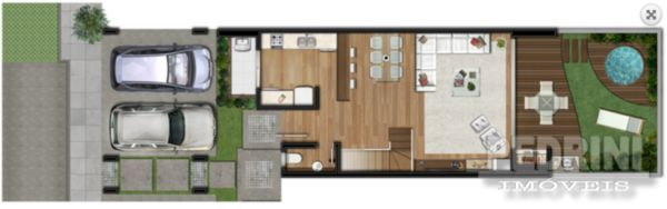 Clarity Light Living - Casa 3 Dorm, Tristeza, Porto Alegre (3950) - Foto 2