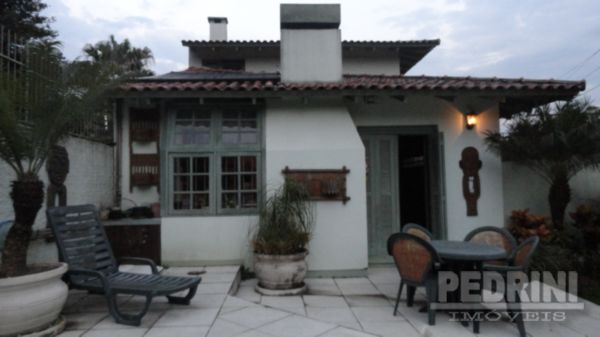 Pedrini Imóveis - Casa 3 Dorm, Ipanema (4022)
