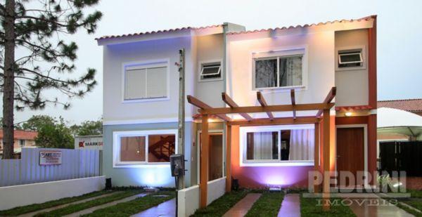 Quintas do Prado - Casa 3 Dorm, Hípica, Porto Alegre (4031)