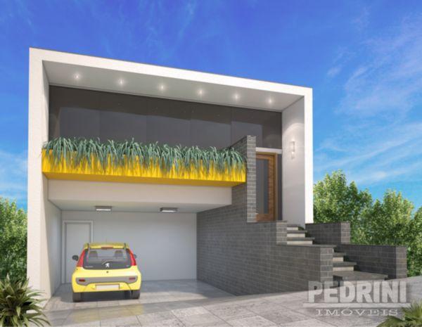 Pedrini Imóveis - Casa 3 Dorm, Vila Nova (4091)