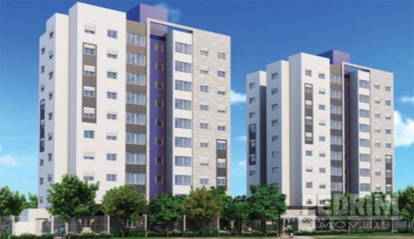 OXY Home Resort - Apto 2 Dorm, Cavalhada, Porto Alegre (4357)