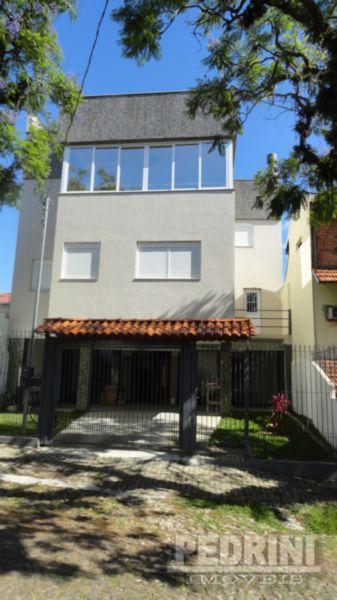 Sobrado 3 Dorm, Tristeza, Porto Alegre (4458)