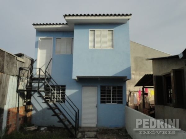 Casa 2 Dorm, Hípica, Porto Alegre (4485)