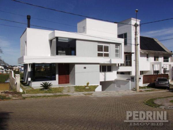 Condominio Altos do Lago - Casa 3 Dorm, Hípica, Porto Alegre (4486)