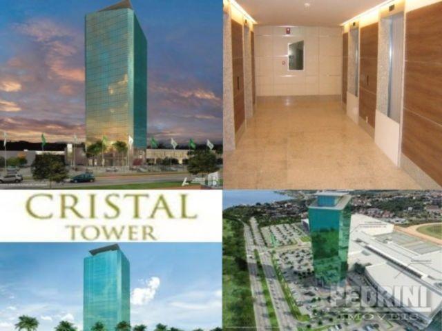 Cristal Tower   Revenda - Sala, Cristal, Porto Alegre (2608)