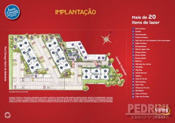 Supera - Apto 3 Dorm, Cavalhada, Porto Alegre (2754) - Foto 3