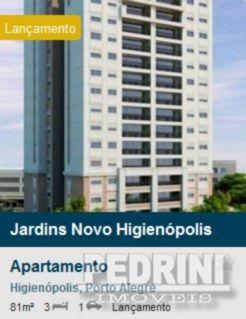 Jardins Novo Higienópolis - Apto 3 Dorm, Higienópolis, Porto Alegre - Foto 20