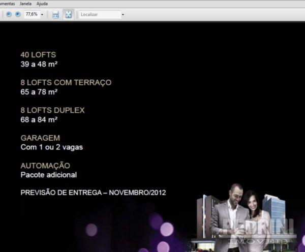 Loft Park - Apto, Rio Branco, Porto Alegre (2825) - Foto 2