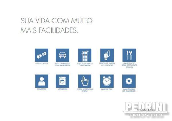 Trend Nova Carlos Gomes - Sala, Petrópolis, Porto Alegre (2857) - Foto 32