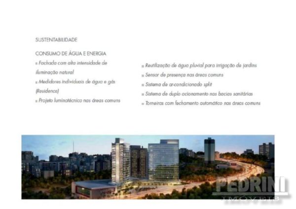 Trend Nova Carlos Gomes - Sala, Petrópolis, Porto Alegre (2857) - Foto 50