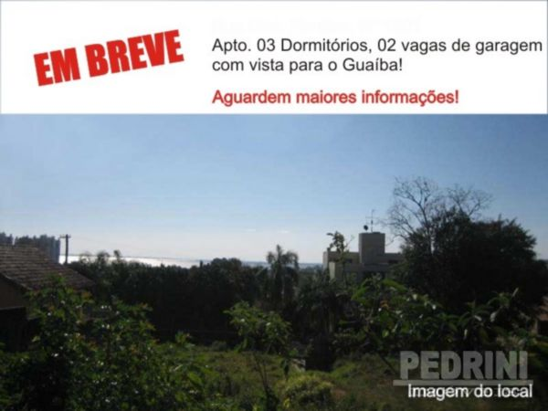 Apto 3 Dorm, Tristeza, Porto Alegre (3100)