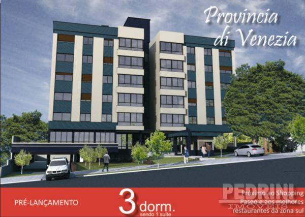 Edifício Provincia Di Venezia - Apto 3 Dorm, Tristeza, Porto Alegre - Foto 2
