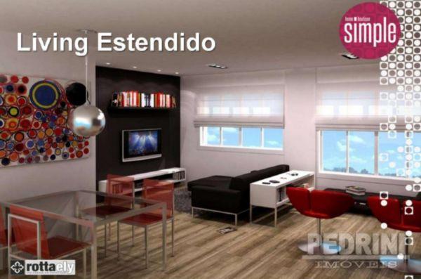 Simple - Apto 2 Dorm, Higienópolis, Porto Alegre (3119) - Foto 2
