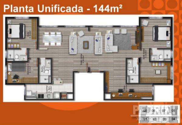 Simple - Apto 2 Dorm, Higienópolis, Porto Alegre (3119) - Foto 4