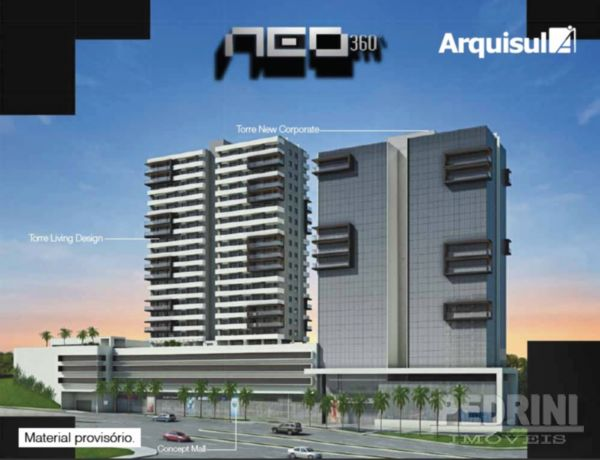 Neo 360   Conceptmall - Sala, Petrópolis, Porto Alegre (3244)