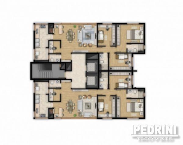 Pedrini Imóveis - Apto 3 Dorm, Petrópolis (3311) - Foto 3