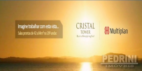 Cristal Tower - Sala, Cristal, Porto Alegre (3414)