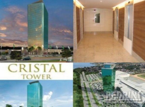 Cristal Tower - Sala, Cristal, Porto Alegre (3414) - Foto 2