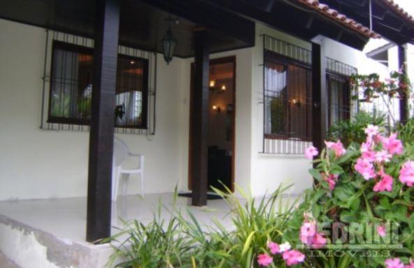 Pedrini Imóveis - Casa 3 Dorm, Ipanema (3720)