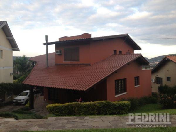 Pedrini Imóveis - Casa 4 Dorm, Cavalhada (3789)