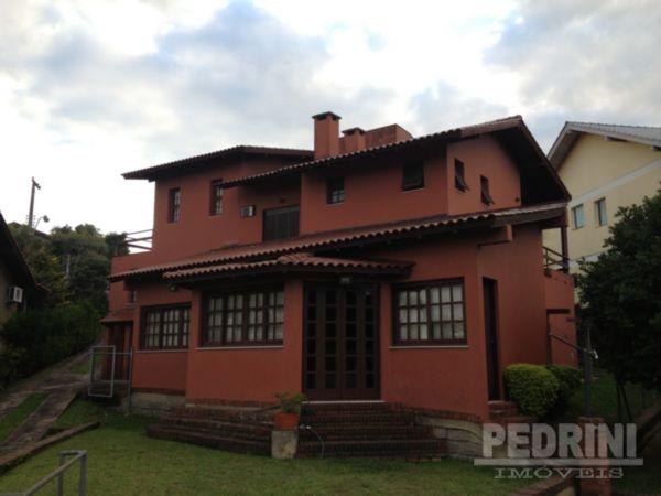 Pedrini Imóveis - Casa 4 Dorm, Cavalhada (3789) - Foto 7