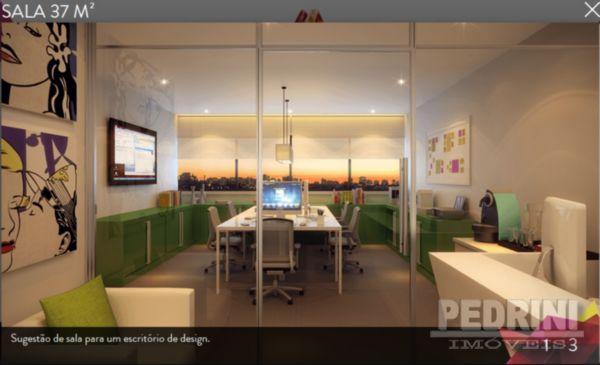 Murano Office - Sala, Cristal, Porto Alegre (3824) - Foto 2